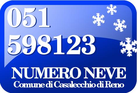 numero info neve