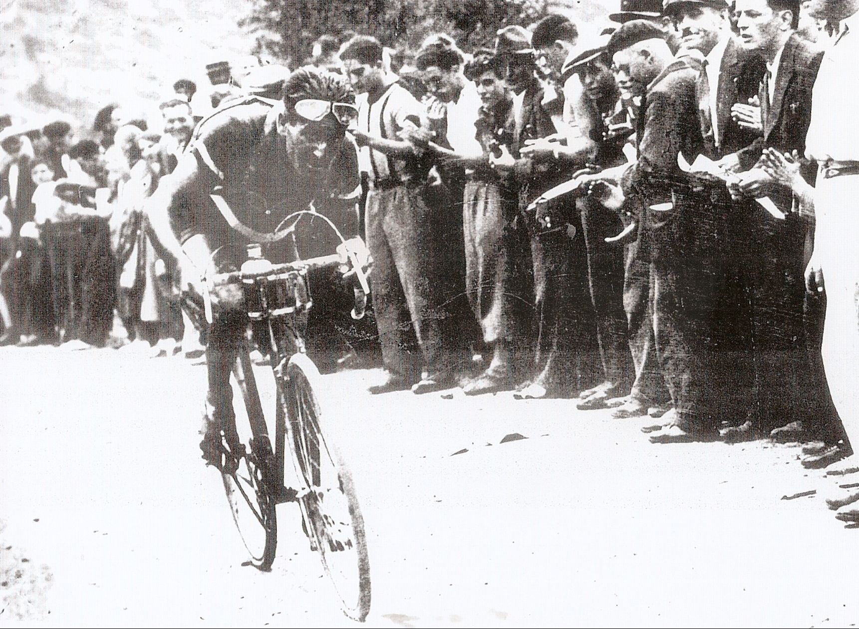 Adriano Vignoli al Tour de France