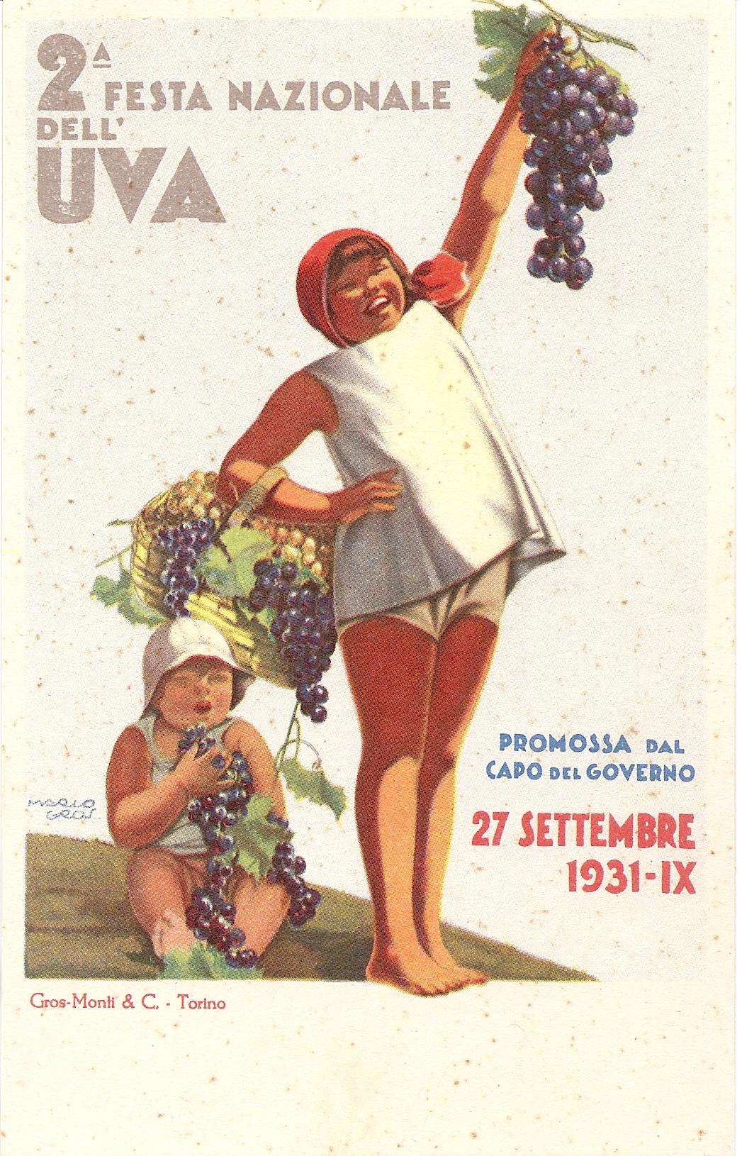 Seconda Festa dell'uva