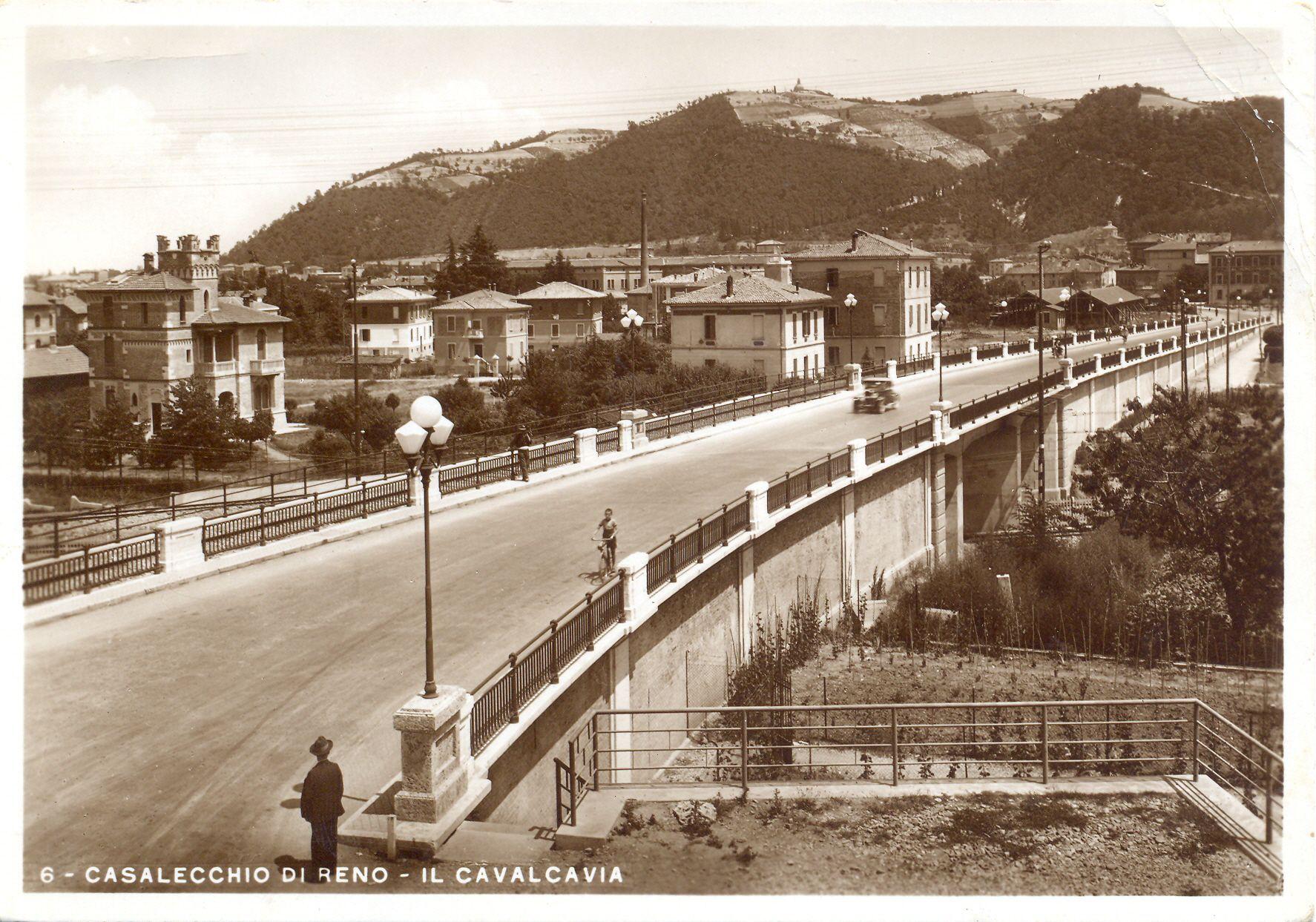 Il Cavalcavia negli anni '30