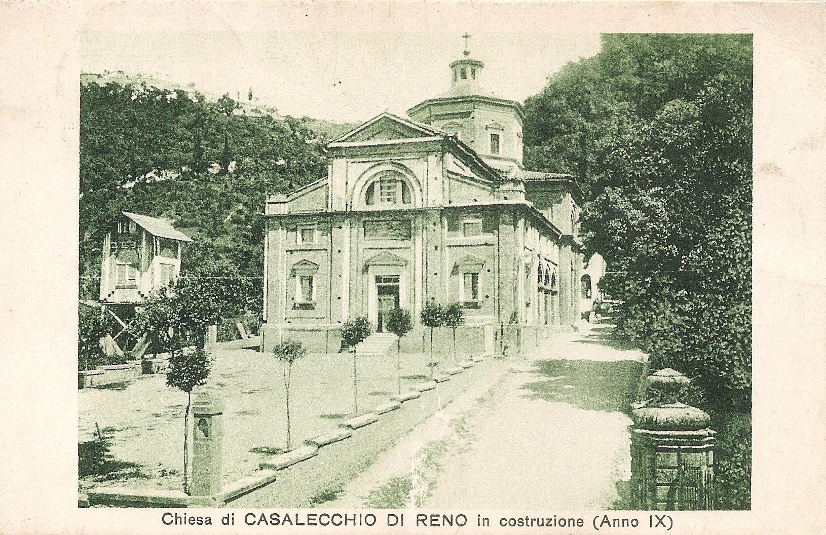 Chiesa San Martino senza campanile