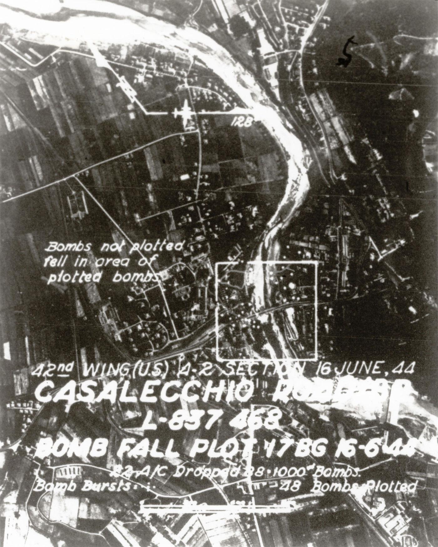 Rapporto dell'incursione aerea del 16 giugno 1944,