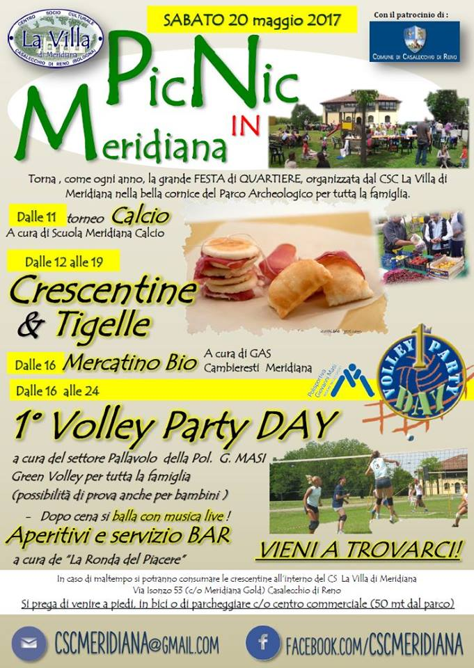 Pic Nic in Meridiana
